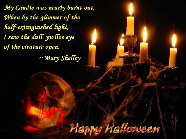 Halloween Messages Quotes