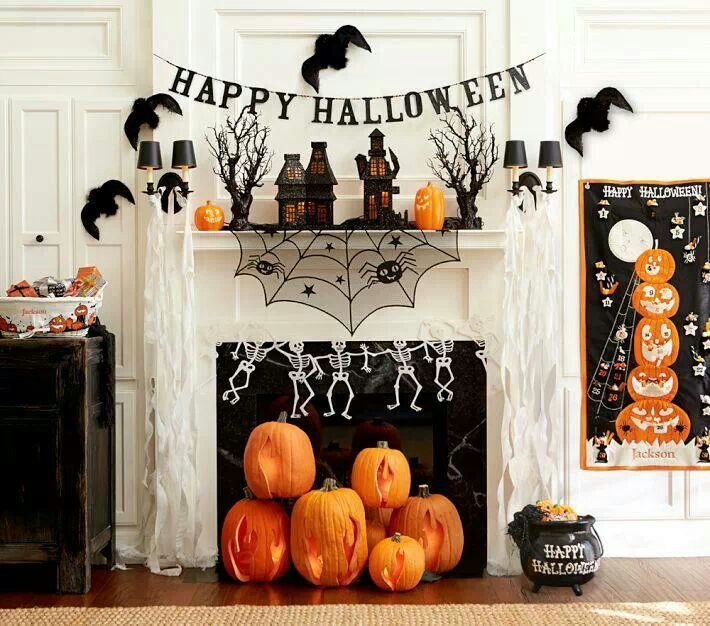 Halloween Decorations Images