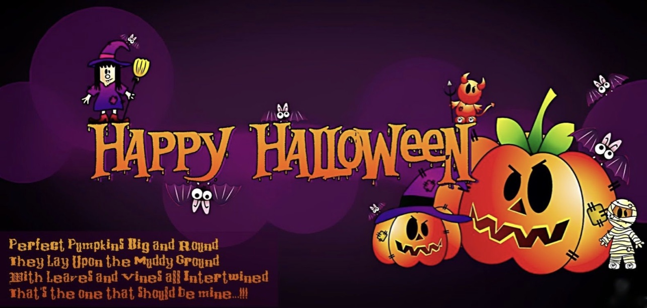 Halloween Greetings For Facebook
