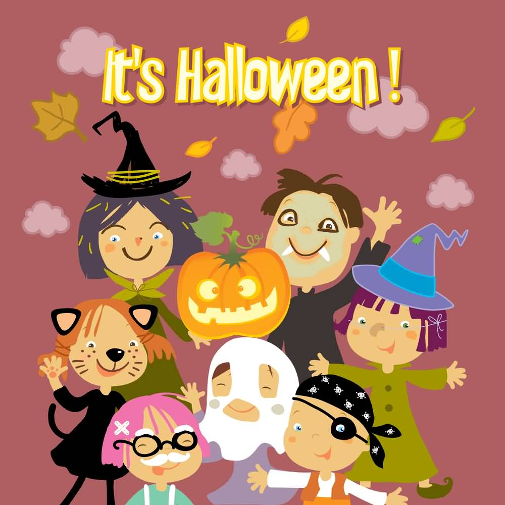 Halloween Images For Kids