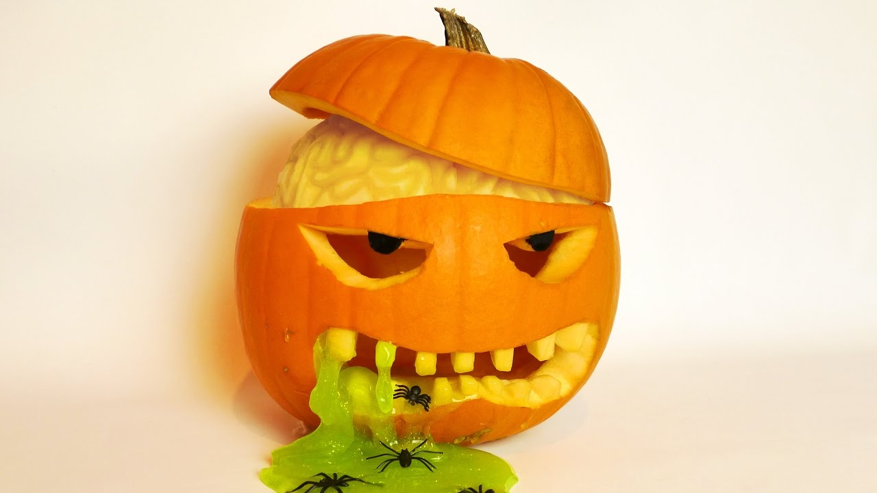 Halloween Pumpkin Photos