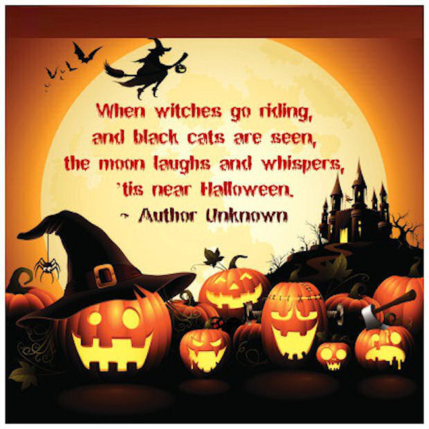 Halloween Scary Quotes