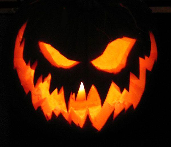 Scary Halloween Pics